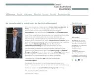 Bild Webseite  Mainz