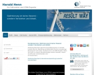 Website Marketing Resultant