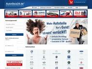 Bild Webseite Autoteile Onlineshop - Autoersatzteile, KFZ-Teile günstig ... Magdeburg