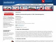 Website Autoteile Onlineshop - Autoersatzteile, KFZ-Teile günstig ...