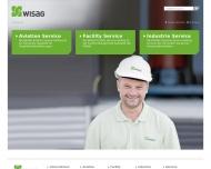 Bild Webseite WISAG Gebäudereinigung Baden-Württemberg Mannheim