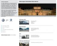 Volkswagen Automobile Rhein-Neckar