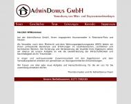 Bild AdminDomus GmbH Verwaltungsgesellschaft für Wohnungseigentum und Immobilien