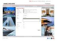 Bild Webseite Häuser, Wohnungen & Immobilien München: ENGEL & VÖLKERS ... München