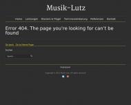 Bild Musik-Lutz, Klaviere, Flügel, Stimmungen, Reparaturen ...