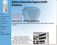 Bild Akkordeonwerkstatt Meisterbetrieb Zöllner Köln