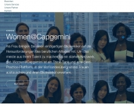 Capgemini Consulting, Technology, Outsourcing