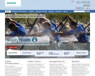 Website Siemens