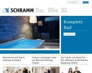 Website Hans Schramm