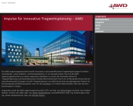 Website AWD Ingenieurgesellschaft