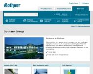 Bild GOTHAER Versicherungen > online informieren und abschließen ...