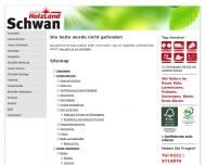 Website Holzfachmarkt SCHWAN
