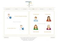Website Gemeinschaftspraxis Kaiserstraße