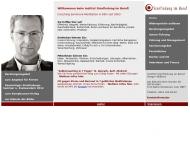 Bild Webseite Institut Sinnfindung im Beruf Köln