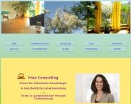 Bild IRISA CONSULTING Holistische Kinesiologie und Ganzheitliche Lebensberatung