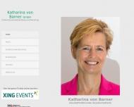 Katharina von Barner GmbH HOME
