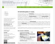 Website Buchhaltungsbüro Hagen & Haake Service