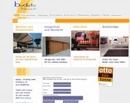 Bild Webseite bodeto-striebing Magdeburg