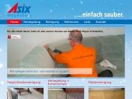 Bild Webseite Asix - Vela rei Magdeburg
