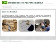 Bild Deutsche Hörgeräte Institut