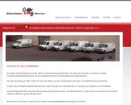 Bild Webseite GWS Sicherheitsservice Magdeburg Magdeburg