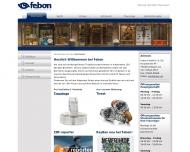 Bild Webseite Ernst Febon Endingen am Kaiserstuhl