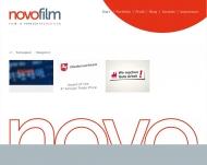 Website Novo-Film