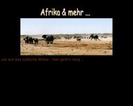 Bild Afrika u. mehr Inh.Andrea Klemp Reiseveranstalter
