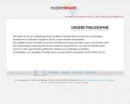 Bild Eubler Druck GmbH