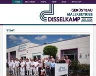 Bild Disselkamp Malerbetrieb und Gerüstbau GmbH