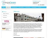 Website Integra Ceram