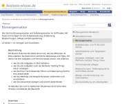 Bild b-WISE GmbH Business Wissen Information Service