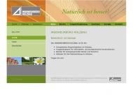 Website INGENIEURBÜRO HOLZBAU