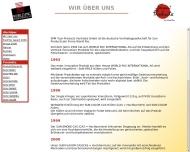 Website SPM Sun Products Vertriebs