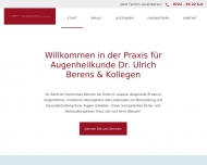 Bild Augenärzte Karlsruhe - Augenarzt Dr. Berens - Augenklinik