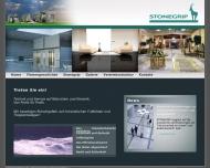 Bild Webseite STONEGRIP Handel Karlsruhe