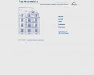 Bild Webseite Rechtsanwalt Reinhard Scholz Karlsruhe