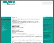 Bild Braun-Clean-Service Gebäudereinigung u. Dienstleistungen GmbH