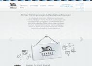 Bild Webseite Rohrer Entrümpelungen Karlsruhe