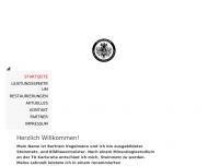 Bild Bertram Vogelmann Steinmetz- & Bildhauermeister