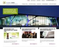 Bild Webseite  Kassel