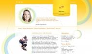 Website Beate Muny Gesundheit und Wohlbefinden mit Bewegung