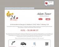 Bild 24 Std Schlüsseldienst Bergisch Gladbach Adam Tuner