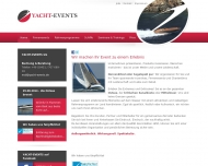 Website YACHT-EVENTS UG