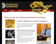 Bild Goldankauf Diamond Solingen