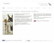 Website HUNDESCHULE LottaLeben