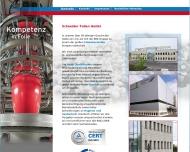 Bild Webseite Schneider Folien Köln