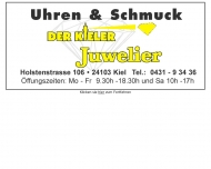 Bild Der Kieler Juwelier Inh. G.-Ingo Schmidtendorf