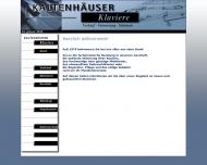 Bild Kaltenhäuser Klaviere: Start