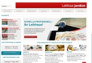 Bild PFAND-KREDIT Jordan Leihhaus Helsing GmbH